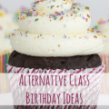 "Schools everywhere are moving away from class birthday celebrations involving food, largely due to the diverse number food allergies kids might have. Plus, most teachers don't want to give their students cupcakes, causing them to have a ""sugar high""! What can we do instead? Check out this list of alternative class birthday ideas, none of which involve food and all of which still make kids feel special on their birthdays."