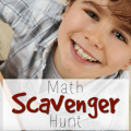 This math scavenger hunt will have your students doing math without even realizing it! Sometimes making math into a game is the best way to have students practice.