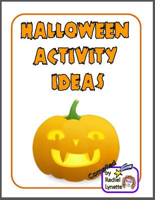 Free Halloween Activity Ideas
