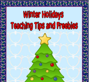 FREE Winter Holiday Ebook from 50 TpT Sellers!