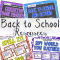 Are you a teacher who is looking for back to school resources? Minds in Bloom has a wealth of products, both paid and free, that will prepare you for your entire school year! Products cover classroom management, community building, math, reading, spelling, and more!