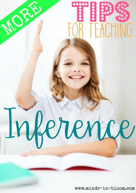 Teaching inference is often challenging to do, but that doesn't mean that it shouldn't be fun! In this post I share a variety of ideas for teaching how to make inferences in pictures, in text, with mystery bags, and more! See the complete list in this post.