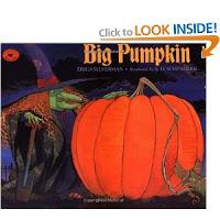 The Big Pumpkin by Erica Silverman