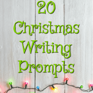 20 Christmas Writing Prompts