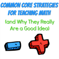 "Common Core strategies often seem to leave people wondering why things are done the way they are. In fact, the Common Core State Standards have been quite controversial since they were introduced. However, at least as far as math is concerned, there is actually a ""method to the madness"" with the Common Core strategies, which our guest blogger describes in detail in this post."