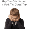 Math is a challenging subject, and many parents feel inadequate at helping their children succeed in math. It's an obstacle, but it's not one that's impossible to overcome. Our guest blogger, who is a veteran teacher, shares several excellent tips for parents to help their children succeed in math this school year.