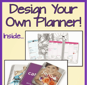 Design Your Own Planner!