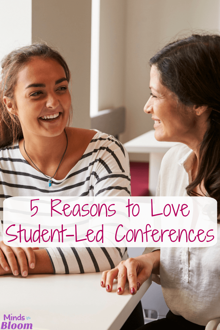 Student-led conferences provide students, parents, and teachers the opportunity to experience the student's mindset and wishes. Our guest blogger shares five extraordinary student-led conferences she's experienced as a teacher. Click through to read all of these touching stories.