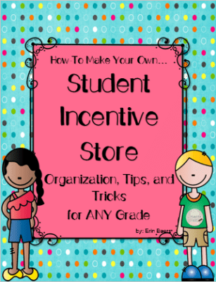 Improving behavior management is a real challenge, but it doesn't have to be. Read this post for a how-to of implementing a student incentive store!