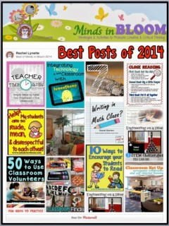 Minds in Bloom had a wealth of great posts in 2014, but these 10 take the cake as the best posts of 2014. Click through to our Pinterest board to see all of the posts!