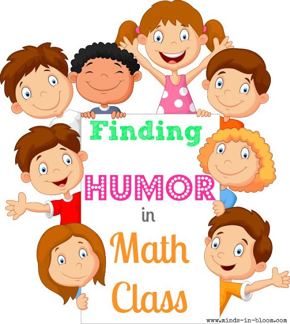 What if we could reduce the anxiety students feel in math class with...humor? Our guest blogger learned from some former students that they loved her math class and learned more BECAUSE she allowed for lots of laughter and smiles while engaging with the content.