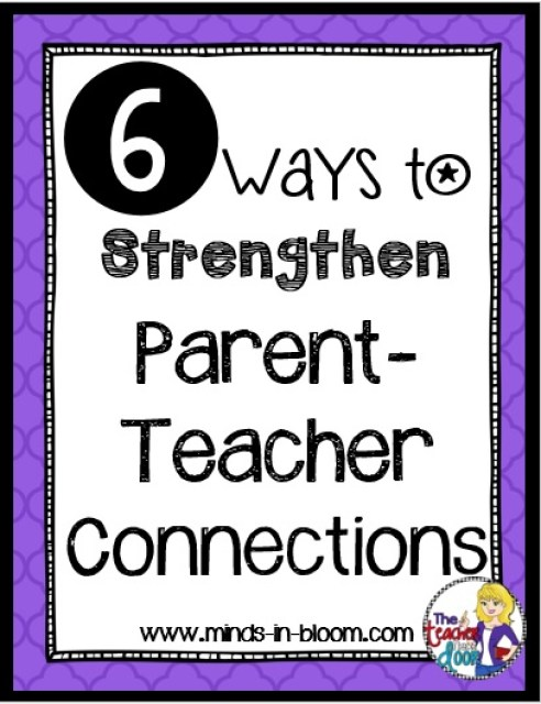 Parent-teacher connections are incredibly important, most especially for our students and their ability to feel welcome, safe, and capable in our classrooms. Our guest blogger shares six ways to strengthen parent-teacher connections in this informative blog post.