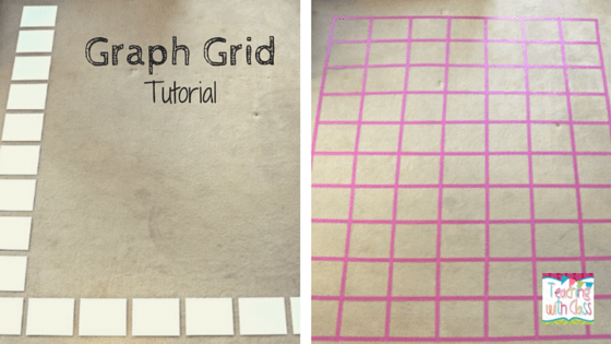 Have you ever tried implement giant graphs in your classroom? These provide a fun new way to learn and practice graphing skills--life size!