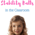 Stability balls in the classroom are becoming more popular as a flexible seating option. However, would you have all of your classroom chairs swapped out for stability balls? That's what our guest blogger did, and she says she's never switching back!