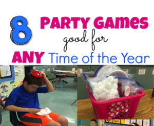 8 Party Games Good for Any Time of the Year