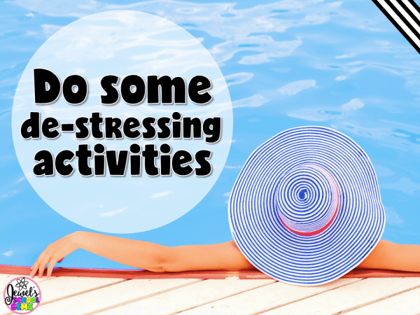 Looking for ways to unwind this summer? Check out this list of five summer bucket list ideas for teachers. Real teachers share their input on how they're relaxing, getting away for a while, and enjoying this summer!