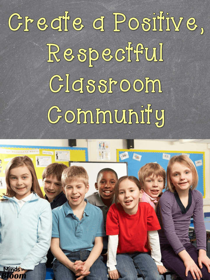 Does it feel nearly impossible to you to create a positive, respectful classroom community? It might feel that way, but there are several strategies you can start implementing to do that. This post includes several great tips for creating a respectful classroom community.
