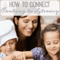 Most books and stories provide ways to connect cooking to literacy. Open a new door to learning in your classroom by connecting cooking to literacy. Your students will love the opportunity to learn cooking skills while reading and making real-world connections.