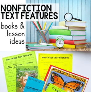 Nonfiction Text Features: Books and Lesson Ideas
