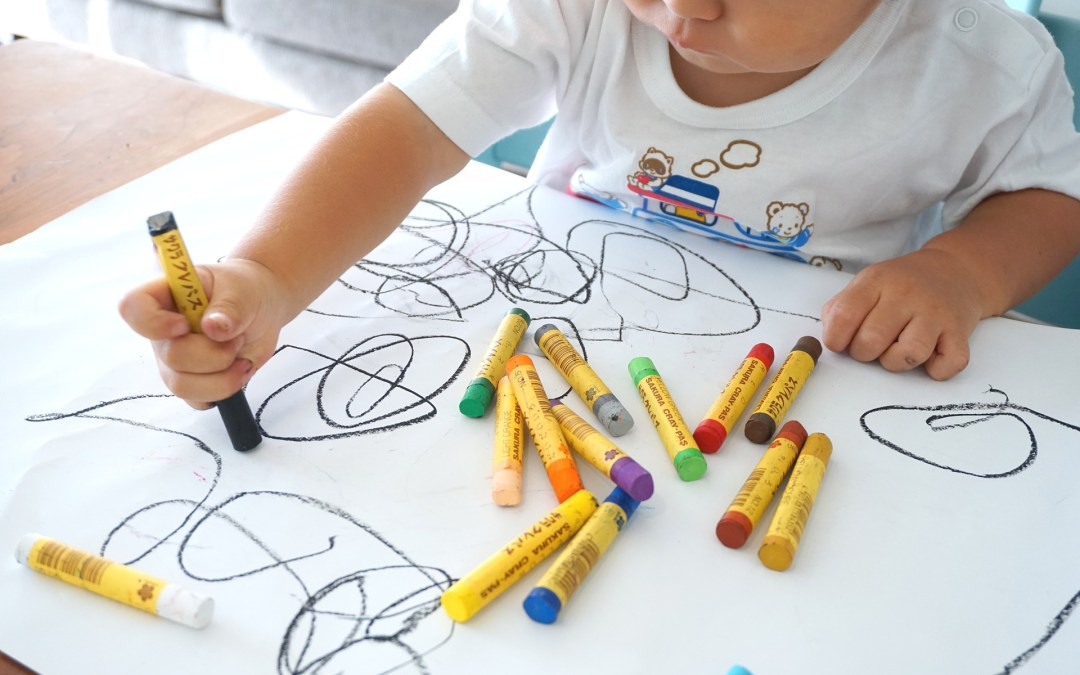 How to Support Your Child's Mark Making