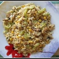 Εύκολη συνταγή για κουνοπιδότο με λαχανικά.