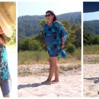 Μεταποίηση: Από παρεό σε φόρεμα παραλίας