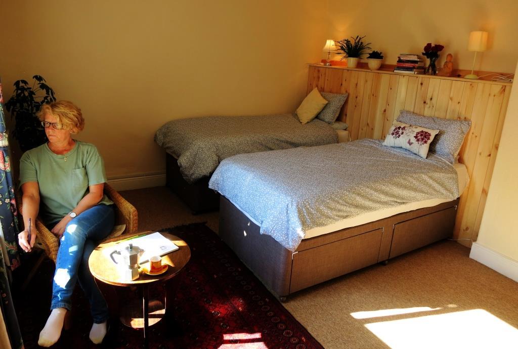 Norfolk retreat Cacao Room singles