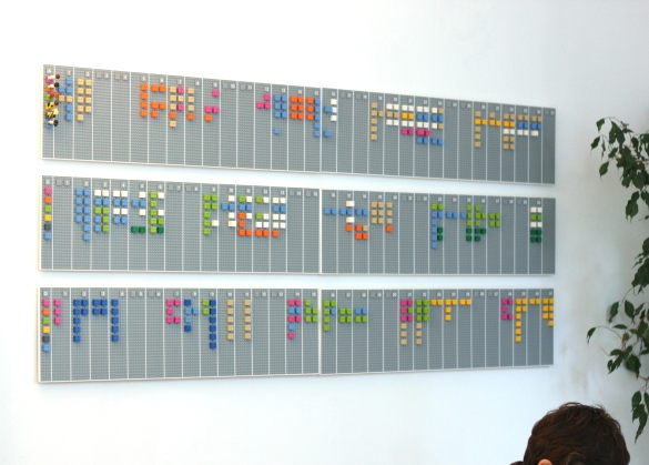 Lego Calendar Vitamins