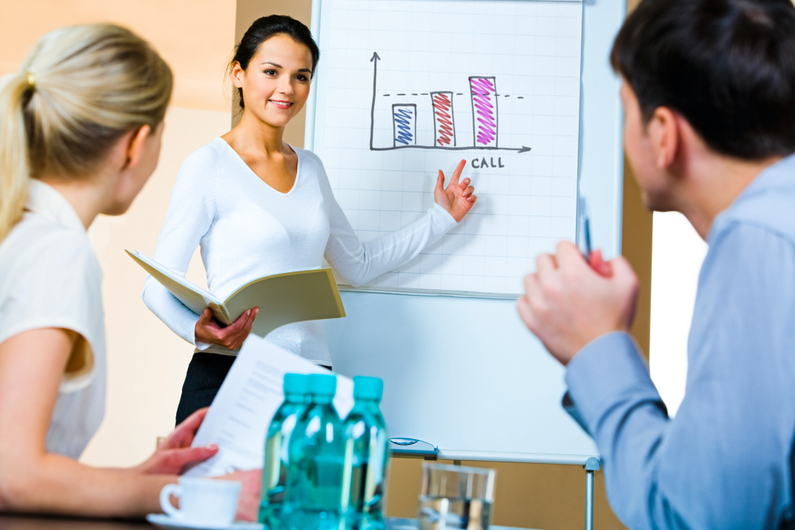Præsentationer på jobbet – du slipper ikke udenom