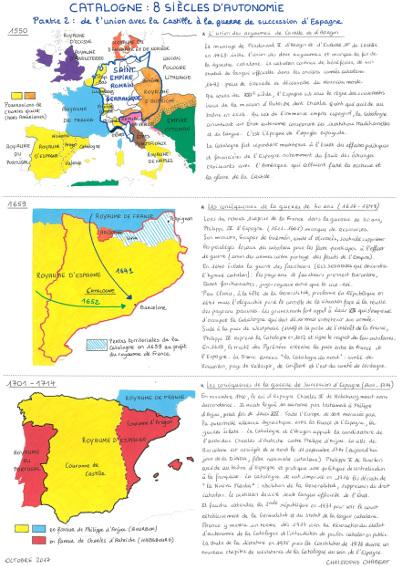 Catalogne : 8 siècles d'autonomie (partie 2)