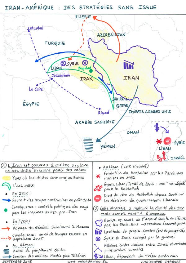 Iran-Amérique : des stratégies sans issue