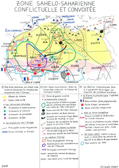 zone sahélo-saharienne