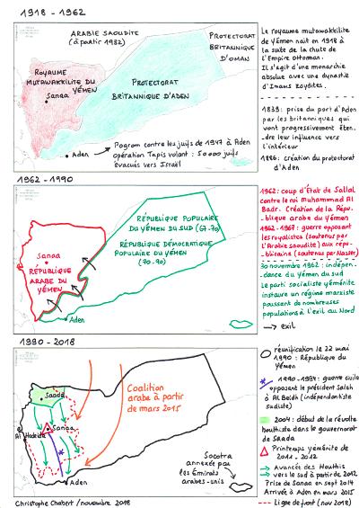 Yémen : Plus qu'un conflit entre Riyad et Téhéran, une guerre aux racines internes