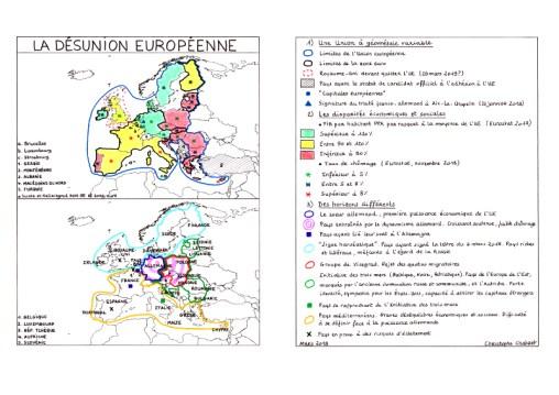 désunion européenne
