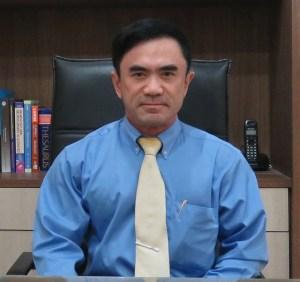 Dr Chirapat Ukachoke