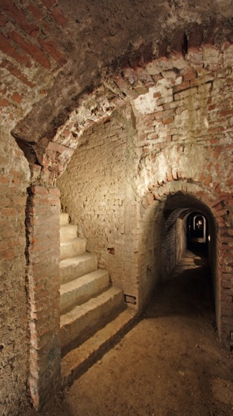 Torino sotterranea - Le città sotterranee d'Italia