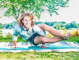 Brad Terrell yoga teacher at Mind to Body Yoga Missisauga