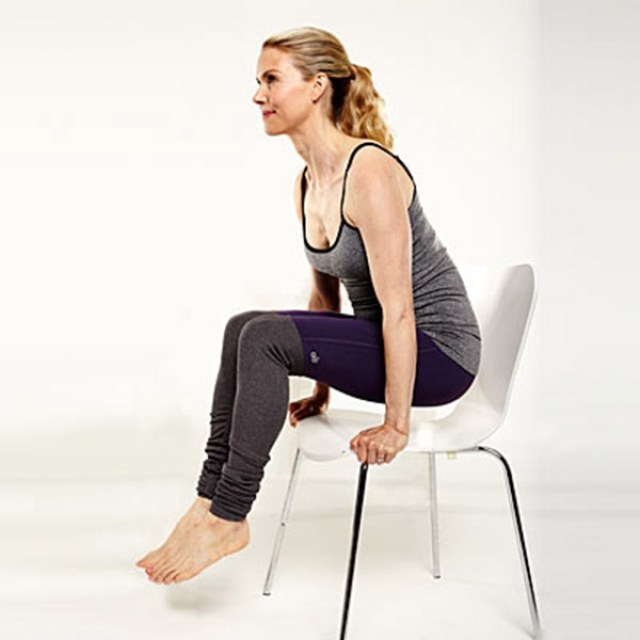 7 flat belly exercises can chair 6 - 5 Flat Belly Exercises That You Can Do In a Chair