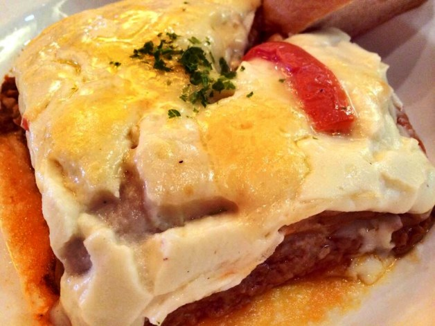 The heavenly lasagne