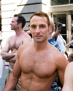 Gay Pride Parade in New York