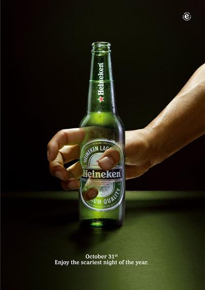 Реклама пива Heineken