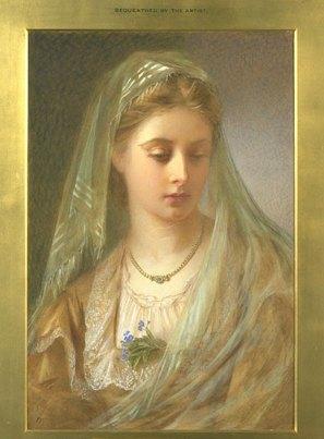 Emily Farmer. In Doubt. 1881