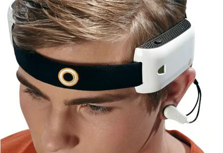 Mattel Mindflex headset