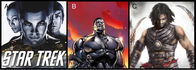 герои комиксов