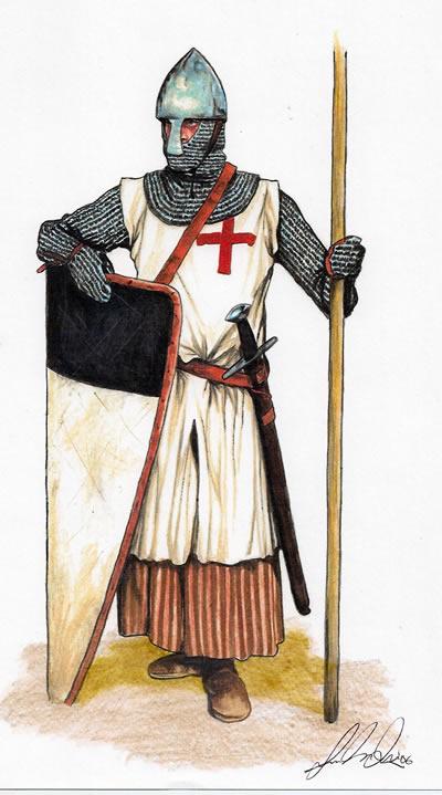 крестоносец
