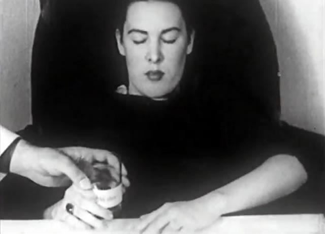 сеанс гипноза, 1938 год