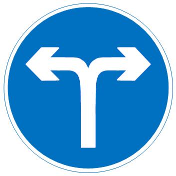 слева или справа?