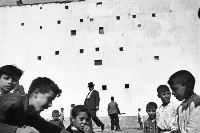 Картье-Брессон, Мадрид, 1933 год