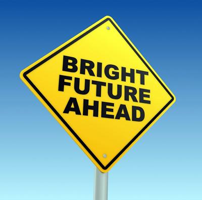 Светлое будущее впереди