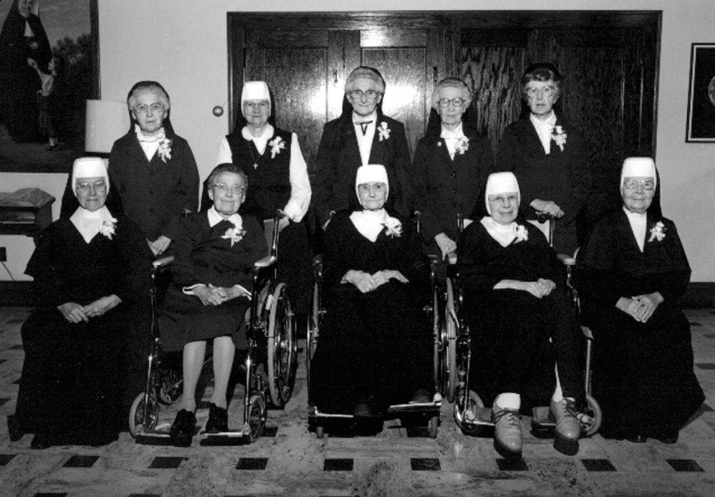 Тот же класс через 60 лет